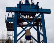 bulk bag test rig